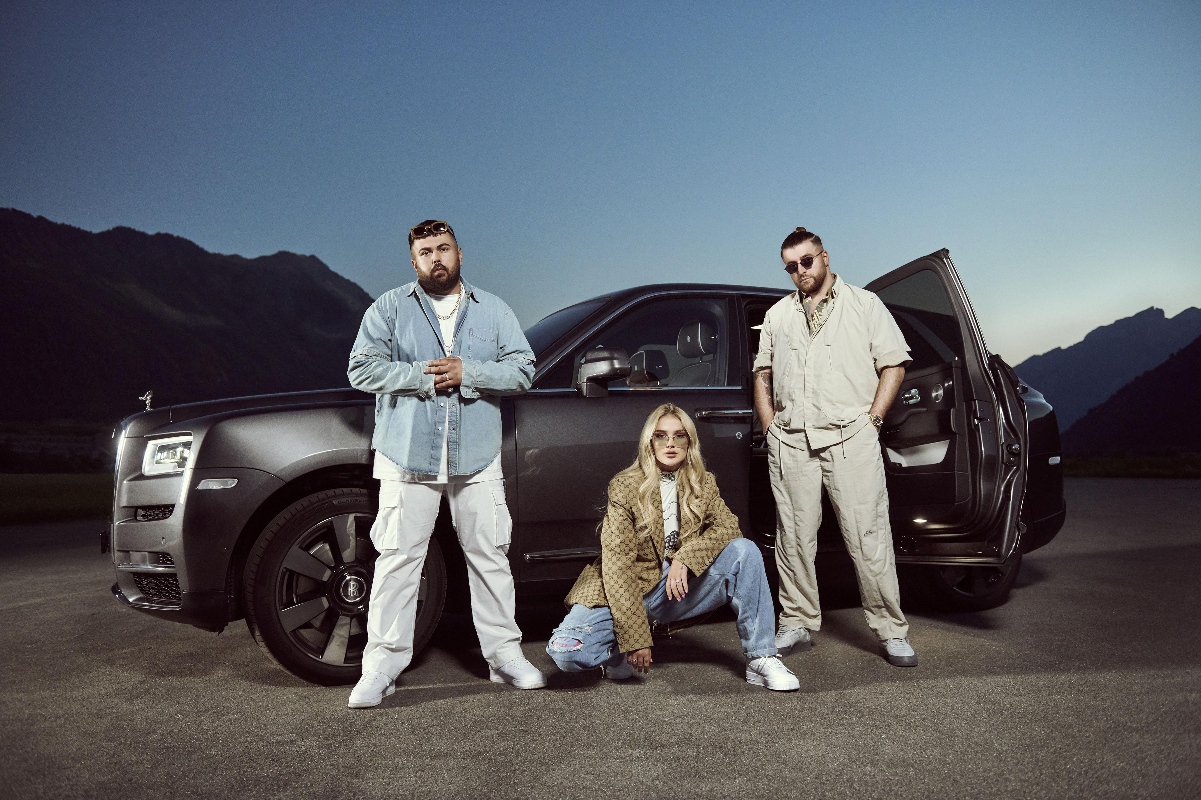 """Videodreh """"Geh dein Weg"""" - KC Rebell, Summer Cem und Loredana"""